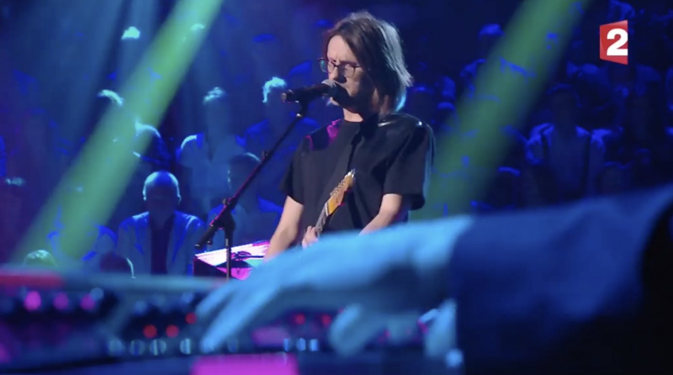 Permanating' live on French TV show Taratata - Steven Wilson
